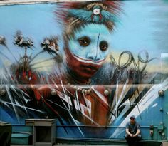 Street Art festival coming to Birmingham, UK.