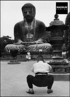 JAPAN. Kamakura. 1958.