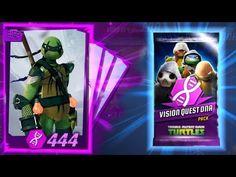 Mighty Mutanimals Wheel - Teenage Mutant Ninja Turtles: Legends - gameplay episode 239 - YouTube