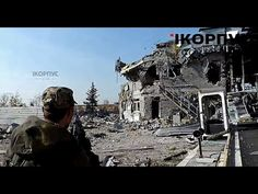 [eng subs] 16/10/14  Excursion to Donetsk airport