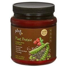 plnt Protein  Vanilla 1 Pound Powder ** For more information, visit image link.