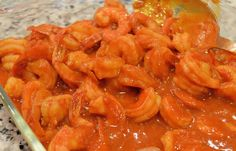 Savory Experiments: Buttered Beer Shrimp