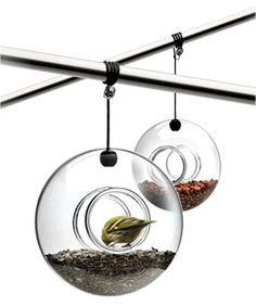 eva solo modern bird feeder