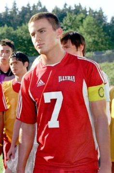 Channing Tatum in she's the man, I suddenly want to play soccer She's The Man, My Guy, Play Soccer, Romantic Movies, About Time Movie, Channing Tatum, Good Looking Men, Perfect Man, To My Future Husband