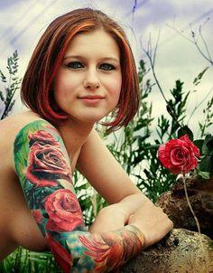 tattoo women   irezumi women   Pinterest   Tattooed women ...
