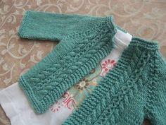 babies baby cardigan free knitting