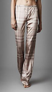 9f50bcee5079 Pijama Pantalons De Détente, Vêtements D intérieur, Pyjama De Soie, Pantalon  De