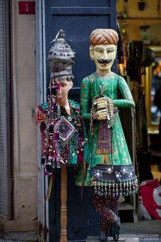 Antiques in Istanbul , Turkiye