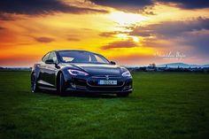 Tesla Model S Black - Slovak Republic (Photo: Stanislav Bajer)