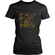 Sun of a beach T shirt