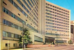 Madison East Wing, 1950's Memphis, Health Care, Multi Story Building, Crafts, Manualidades, Handmade Crafts, Craft, Arts And Crafts, Artesanato
