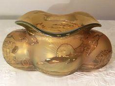Circa 1900 www. Cameo, Bowl, Antique Glass, Glass Collection, Glass Art
