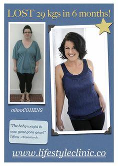 Tiffany | Weight loss success story