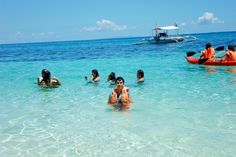 Feel the HEAT of summer. at Kalanggaman Island in Palompon Leyte, Philippines. May 01, 2013