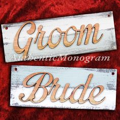 Bride and Groom on Board