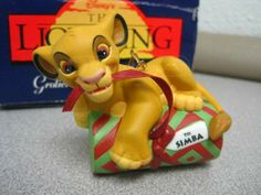shopgoodwill.com: Disney's Simba From The Lion King Ornament