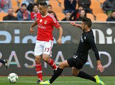 Académica-Benfica (Lusa)