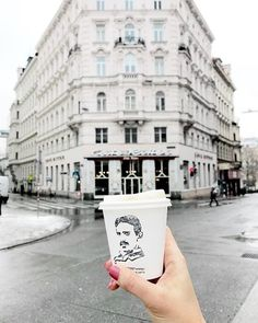 About — Octalita Calligraphy Workshop Coffee To Go, Coffee Shop, Cute Cups, Nikola Tesla, Vienna, Biodegradable Products, Hand Lettering, Coffee Shops, Coffeehouse