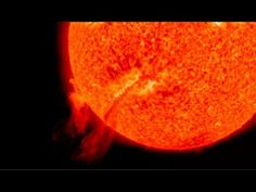 """Launched in October 2006, STEREO (Solar TErrestrial RElations Observatory) traces the flow of energy and matter from the sun to Earth. It also provides unique and revolutionary views of the sun-Earth system. STEREO, when paired with SDO, can now give us the first complete view of the sun's entire surface and atmosphere.    Speaking of SDO, the Solar Dynamics Observatoryteam just posted two videos: one of a recentlarge prominence eruptionand one of """"darker, cooler plasma"""" being pulled…"""