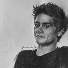 Dylan O'Brien by camilla58