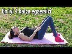Hip Workout, Pilates, Diy Beauty, Health Tips, Health Fitness, Youtube, Base, Gym, Sports