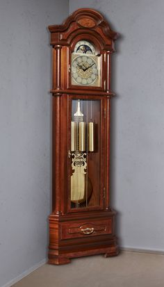 corner grandfather clock - Google Search
