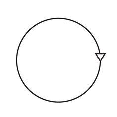 Уроборос - свернувнуйся в кольцо змей, пожирающий свой хвост. Древнейших символ, напоминающий о циклической природы жизни: чередование разрушения и созидания, жизни и смерти, постоянного перерождения и гибели.
