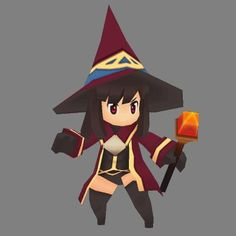 (136) Sorcerer Model by EelGod on deviantART | SD diseños | Pinterest