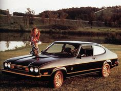The Ford Capri – beloved throughout Britain during the and An iconic car. The Ford Capri – beloved throughout Britain during the and An iconic car. Mercury Capri, Jaguar Xe, Porsche 911 993, Datsun 240z, Ford Motor Company, Firebird, Buick, Plymouth, Subaru