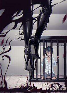 "Kuroshitsuji / Sebastian / Ciel Ah It's scenes :""( Black Butler Funny, Black Butler Manga, Butler Anime, Hot Anime, Dark Anime, Anime Guys, Sebastian X Ciel, Black Butler Sebastian, Black Butler"