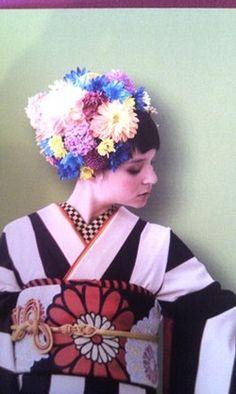 結婚式 髪飾り 生花 - Yahoo!検索(画像)
