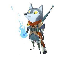 A #destiny wolf. Played a lot last year and love the world