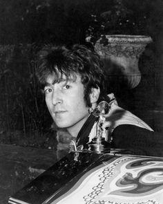 #johnlennon in 1967 #thebeatles