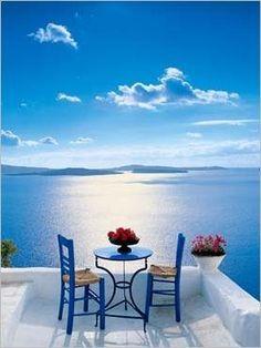 C'est l'été, et si on partait en Grèce.