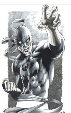 Iron Fist  °°