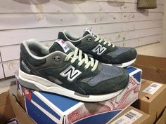Men's New Balance 1600 Running Shoes CM1600CK Retro Grey|only US$75.00 - follow me to pick up couopons.