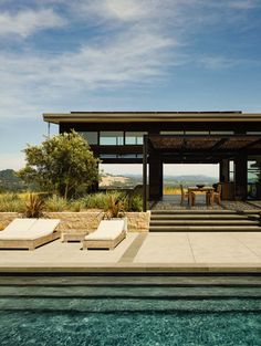 Sonoma Wine Country Residence-Feldman Architecture