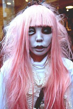 Gothic Lolita Zombo