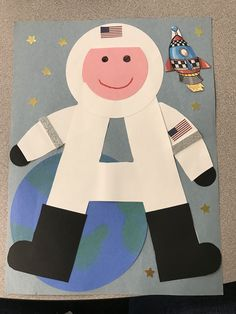 Letter A Activities Reading Crafts Recipes More A More Crafty Life Crafts Preschool Letter Crafts, Space Preschool, Alphabet Letter Crafts, Abc Crafts, Alphabet Book, Preschool Lessons, Alphabet Activities, Letter Art, Preschool Learning