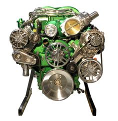 images  lsx  heartbeat sc lime crystal green  pinterest pulley hot rods