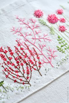 Embroidery - this is beautiful!