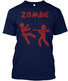 "Zombie T shirt100% Printed in the U.S.A - Ship Worldwide CHOOSE Tank Top OR TEE for Man & Women ""ADDITIONAL STYLES & Color"" BELOW Click BUY IT NOW to choose your size & Color.TIP: SHARE it with your friends, order together and save on shipping. Guaranteed safe and secure checkout"