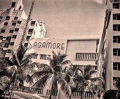 South Beach | Fuji GF670 (film) | #jhunterphoto