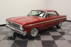Ford Falcon 1964 Custom Muscle Cars Ideas For You Custom Muscle Cars, Best Muscle Cars, American Muscle Cars, Pontiac Gto, Chevrolet Camaro, Mustang Cars, Ford Mustang, 65 Ford Falcon, Ford Classic Cars