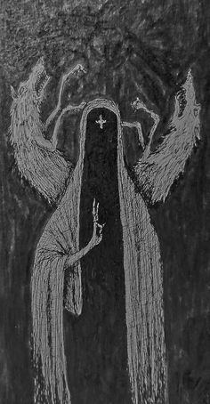 Badass Aesthetic, Aesthetic Anime, Old Blood, Dark Artwork, Arte Horror, Weird Stories, Creepy Art, Dark Wallpaper, Dark Fantasy Art