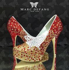 Glamourous Holiday season needs Sparkling Shoes!