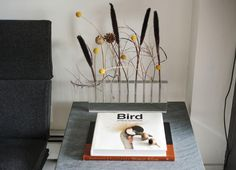 Brooklyn carriage house renovation by Jen Turner, Florence Knoll side table, Remodelista