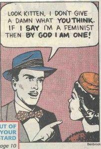 True feminism.  Ha.