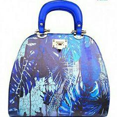 Bag Blue and bag Bags