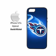 Tennessee Titans #3 iPhone 5/5s HYBRID Case Cover